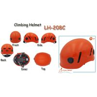Climbing Helmet LH-208C for adults rock, mountain or indoor climbers safe
