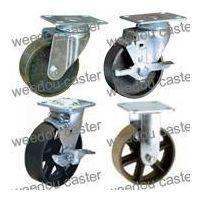 medium and heavy duty cast iron casters thumbnail image