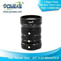 "2/3""5MP FL12-36mm Machine Vision Lens"