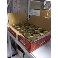 70g/carton Tomato paste with good taste and low price