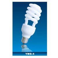 half spiral serious CFL energy saving lamp long lifespan high quality