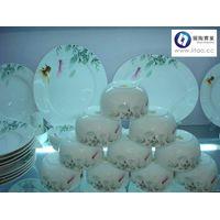 Bone china Tableware