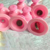 2014 Hot Popular Silicone Massage Cupping Cup