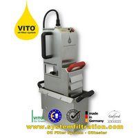 VITO 80 oil filter system, shortening filter, frying oil filter thumbnail image