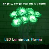 LED Luminous Synchronous Flower Decoration Display
