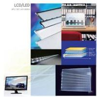 High Refraction and High Diffusion Dot Printing Ink for LGP