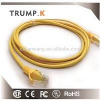 cat5e lan cable 24AWG UTP/STP 4P Cable