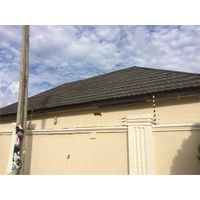 stone coated metal roof tile with color