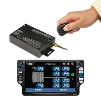 Truck and trailer RV motorhome Video-in 6 tires Tire Pressure Monitoring System External TPMS