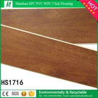 HanShan UV coating Surface Treatment ,PVC Material PVC Vinyl Flooring Plank