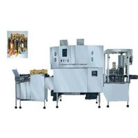 QSGF5/30 Automatic Oral Liquor Filling Production Line