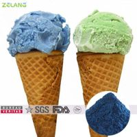 Natural Blue Food Colorant Cold Water Soluble Spirulina Colorant