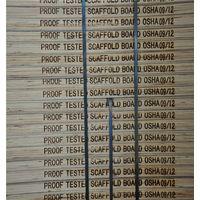 OSHA Waterproof Pine LVL For Scaffolding BoardsLVL scaffold plank /best price,popar core,pine core
