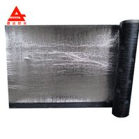 Torched on SBS modified bituminous waterproof membrane for concrete roof thumbnail image