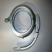 Concrete Pump Spare Parts Clamp / Pipe Clamp / Quick / Fast Clamp for Pipeline