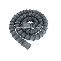 Hot selling 12inch Fire Resistant Flexible air hose