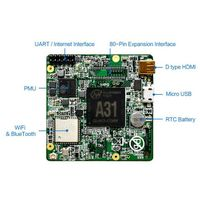 Allwinner A31 Open-Source Development Kit Mixtile Mega-Q