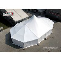 Clear Span Luxury High Peak Tent for Weddings Party Tent