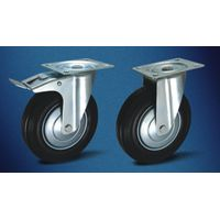 American Style Industial Rubber Caster Wheel