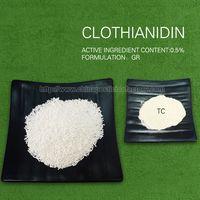 Clothianidin 0.5%Gr thumbnail image