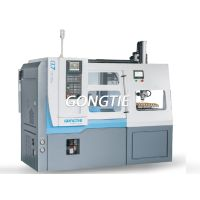 CNC lathe with picking woking pieces thumbnail image