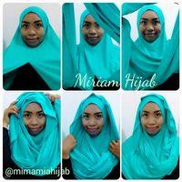 Miriam Sling Hijab