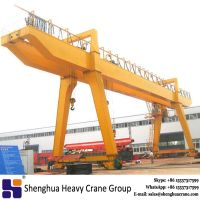Hot Sale 200 Ton Double Girder Gantry Crane With Hook