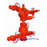 API 6A Oilfield Wellhead Equipments and X-mas tree For Oil and Gas Well thumbnail image