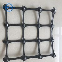 PP biaxial plastic grids geogrid prices
