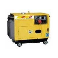 Silent Type Air-cooled Diesel Generators 5KVA thumbnail image