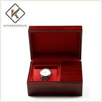 Wooden color Jewelry watch box thumbnail image