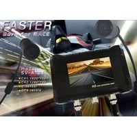 car dvr dual camera vehicle gps 2 cameras video recorder Ambarella 1080PJapanese mini auto recorder thumbnail image