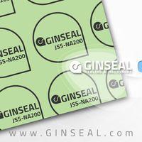 Compressed non asbestos fiber sheet