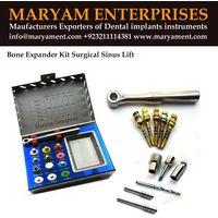 Bone Expander Kit Surgical Sinus Lift Maryam enterprises thumbnail image