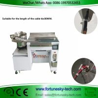 Fully Automatic Nylon Cable Ties Wire Tying Machine thumbnail image
