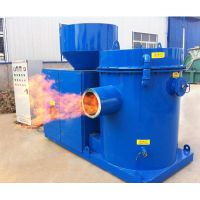 Biomass wood pellet burner (biomass moulding fuel burner)