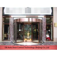 Four wing automatic revolving door thumbnail image