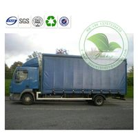 Cheap high quality tarpaulin Truck Side Curtain sets for sale