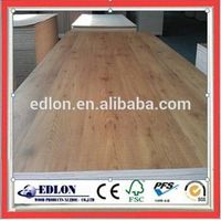 16mm laminated warm white HPL plywood