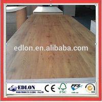 16mm laminated warm white HPL plywood