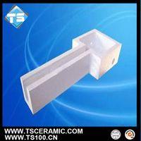 Customized Aluminum Silicate Filter Box for Aluminum Casting thumbnail image