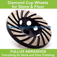 Diamond Cup Grinding Wheels for Concrete Floors