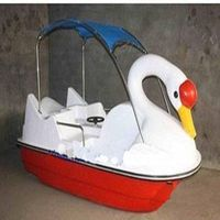 Fantastic and Exciting Swan Pedal Boat
