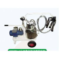 High configuration milking machine