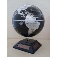 Solar rotate globe