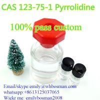 CAS 123-75-1 Pyrrolidine liquid vendor