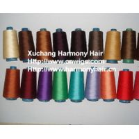 hair weaving thread