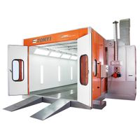 zd-c700 car oven booth,soncap,CE,ISO,CSA,ETL