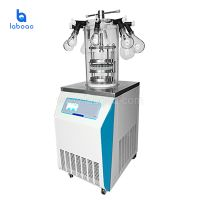 Pharmaceutical research vacuum freezer dryer for chemical laboratory