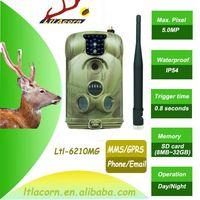 1080P waterproof SMS MMS hunting trail camera outdoor light hidden camera